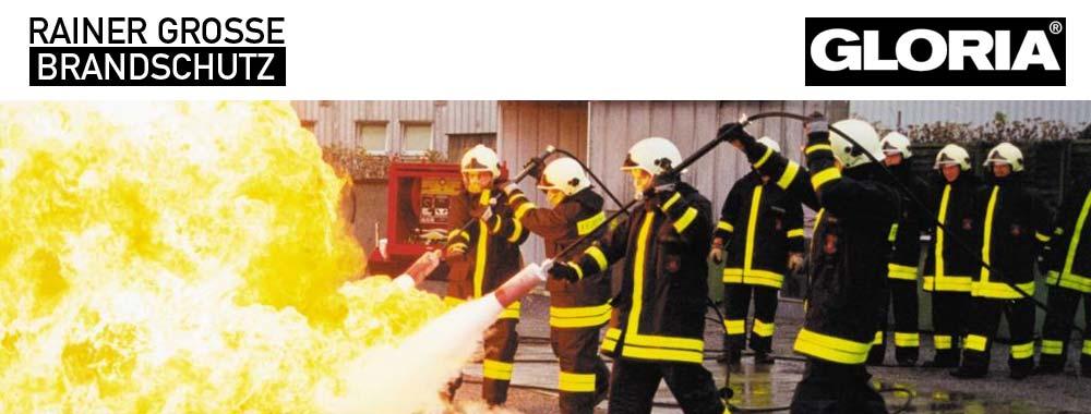 Grosse Brandschutz